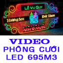 Phoâng cöôùi LED Full 695M3